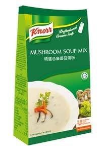 家樂牌精選忌廉蘑菇湯 -