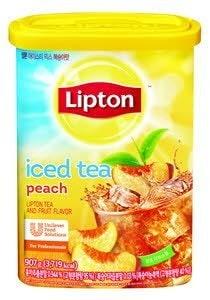 立頓蜜桃冰紅茶粉 -